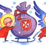 ОГОЛОШЕННЯ! Акція до Дня Святого Миколая!