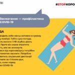 Засмагання на сонці не може захистити людину від коронавірусу